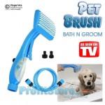 Βούρτσα Καθαρισμού, Ντουζ & Μασάζ για Κατοικίδια - Pet Brush Bathe & Groom