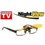 Φακοί Νυχτερινής Όρασης Night View Clip Ons για Στερέωση σε Κανονικά Γυαλιά