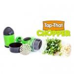 Έξυπνος Πολυκόφτης Tap-That Amazing Chopper για Φρούτα, Λαχανικά, Τυρί, Ξηρούς Καρπούς κλπ