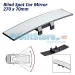 Πανοραμικός Ευρυγώνιος Καθρέφτης Αυτοκινήτου για ορατότητα στα τυφλά σημεία