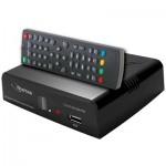 Επίγειος ψηφιακός δέκτης Mpeg-4 υψηλής ευκρίνειας 1080p TV STAR T2 517 HD
