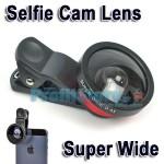 Ευρυγώνιος Φακός 140° Κάμερας Κινητών & Tablets για Ανεπανάληπτα Selfies
