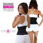 Ελαστική Ζώνη Μέσης Σύσφιξης & Αδυνατίσματος - Κορσές Miss Belt