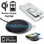 Πλήρες Σετ Ασύρματης Φόρτισης για iPhone 5 & 6, Wireless Charging Set