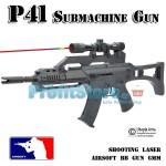 Αεροβόλο Όπλο Μοντελισμού P41 Submachine Gun