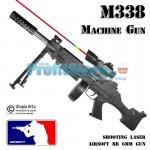 Αεροβόλο Όπλο Μοντελισμού Μ338 Machine Gun