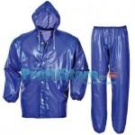 Αδιάβροχη Φόρμα από Ανθεκτικό Πλαστικό - Ιδανική για Μηχανή και Αγροτικές Δουλειές
