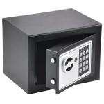 Ψηφιακό Χρηματοκιβώτιο Ασφαλείας με Συνδυασμό & Κλειδαριά SMS EA01 23x17x17 εκ