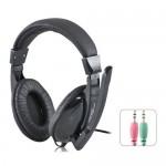 Ακουστικά Υψηλής Πιστότητας με Μικρόφωνο PC Gaming Headset SENICC ST-2628