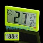 Ψηφιακό Θερμόμετρο, Υγρόμετρο Ακριβείας Μεγάλης Οθόνης HUM-DC206