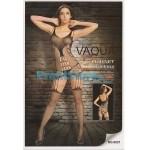 Ολόσωμο Σέξι Καλσόν Δίχτυ με Ζαρτιέρα και Εντυπωσιακά Σχέδια - Sexy Lingerie Bodystockings