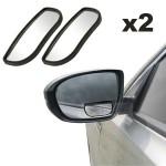 Καθρέφτης Αυτοκινήτου Υπερευρυγώνιος Νεκρού Σημείου - Σετ με 2 Καθρέπτες