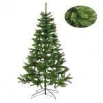 Χριστουγεννιάτικο Δέντρο 1,50μ με Μεταλλικό Κορμό και Βάση