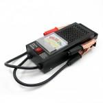 Επαγγελματικός Ελεγκτής Μπαταρίας Αυτοκινήτου 6-12V με Φορτίο - Battery Load Tester