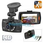 Καταγραφικό HD DVR Κάμερα Αυτοκινήτου με LCD 2,0'', Ανίχνευση Κίνησης & Νυχτερινή Λήψη