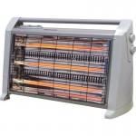 Ηλεκτρική Θερμάστρα Χαλαζία με Ανεμιστήρα & Υγραντήρα 1500W Luxell LX 2850