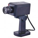 Έξυπνο Ομοίωμα Κάμερας AS-0095 με Φωτισμό LED