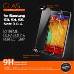 Αντιχαρακτικό Γυαλί Προστασίας Οθόνης για Samsung S3, S4, S5, Note 3 & 4