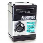 Ηλεκτρονικός Κουμπαράς - Χρηματοκιβώτιο με Κωδικό Ασφαλείας