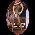 Ολόσωμο Αισθησιακό Καλσόν με Δαντέλα - Sexy Lingerie Bodystockings