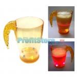 Φωτιζόμενο Ποτήρι Μπύρας - LED SHOW DRINK