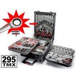 Εργαλειοθήκη-Βαλίτσα Smart Kraft με 295 Εργαλεία Κορυφαίας Ποιότητας SK-0009