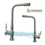 Μπαταρία Νεροχύτη Πάγκου Αναμεικτική - VenMix Solid Brass VSM-1