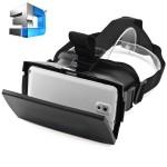 Γυαλιά Εικονικής Πραγματικότητας για Κινητά Τηλέφωνα RIEM 2 3D Virtual Reality VR Headset