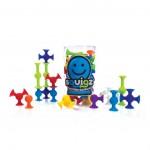 Δημιουργικό Παιχνίδι Κατασκευών Fat Brain Toy - Squigz Starter kit