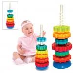Έξυπνο εκπαιδευτικό παιχνίδι Fat Brain Toy - Rolligo - Αναπτυξιακό Παιχνίδι με Μπάλες