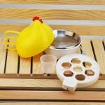 Ηλεκτρικός Βραστήρας Αυγών 7 Θέσεων Egg Cooker OEM 3106