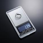Μίνι Ψηφιακή Ζυγαριά Ακριβείας 0,1gr - 1000gr