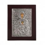 Βυζαντινή Εικόνα Παναγία Τσαμπίκα