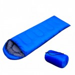 Μονός Υπνόσακος με Κουκούλα 205x75cm - Sleeping Bag HQ200