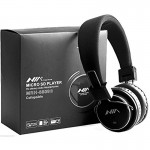 Ακουστικά FM Stereo & Micro SD Player Headphones NIA MRH-8809