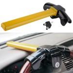Αντικλεπτικό Μπαστούνι Τιμόνι - Ταμπλώ Αυτοκινήτου Heavy Duty με Απαραβίαστη Κλειδαριά
