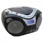 Φορητό Ραδιόφωνο/CD/MP3/USB 6W THOMSON RCD203U BLACK