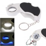 Μεγεθυντικός Φακός - Λούπα Κοσμημάτων 45x με LED & Ανίχνευση Πλαστών Χαρτονομισμάτων