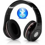 Ακουστικά με Bluetooth, Ραδιόφωνο & Υποδοχή για Κάρτα microSD - TM003S ΟΕΜ