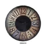 Ρολόι Τοίχου Vintage Quartz 30cm ART951A