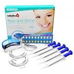 Επαγγελματικό Σύστημα Λεύκανσης Δοντιών Rise & Shine Platinum + Plasma Light