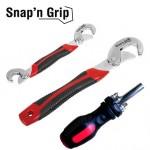 Καινοτόμα Γαλλικά Κλειδιά Γενικής Χρήσης με Κατσαβίδι - Snap n Grip2