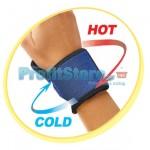 Περικάρπιο - Στήριγμα Καρπού Neopren με Ενσωματωμένη Παγο-Θερμοκύστη