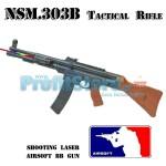 Αεροβόλο Όπλο Μοντελισμού M303.B Tactical Rifle