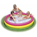 Φουσκωτή παιδική πισίνα Sunset Glow 57422 INTEX