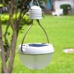 Ηλιακό Φωτιστικό LED Οροφής & Power Bank