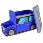 Κουτί αποθήκευσης παιχνιδιών - Κάθισμα - Αυτοκινητάκι Mini Cooper