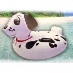 Φουσκωτό Παιδικό Καθισματάκι για Πισίνα και Θάλασσα - Σκύλος Δαλματίας