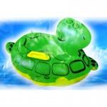 Φουσκωτό Παιδικό Καθισματάκι για Πισίνα και Θάλασσα - Χελώνα
