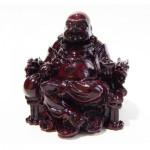 Βούδας Προστασίας και Ευημερίας σε Θρόνο